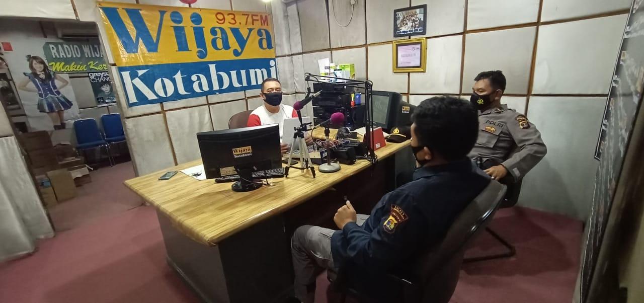 Sosialisasi Penerimaan Polri SIPSS 2021, Polres Lampung ...